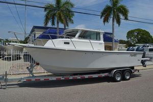 New Parker 2520 XLD SC2520 XLD SC Walkaround Fishing Boat For Sale