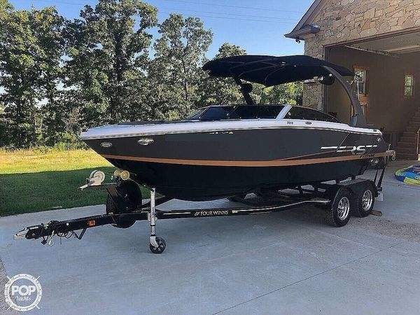 Used Four Winns H210 Rally Sport Bowrider Boat For Sale