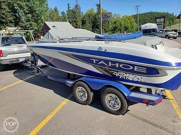 Used Tahoe Q7i SF Bowrider Boat For Sale