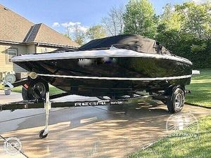 Used Regal 1900ES Bowrider Boat For Sale