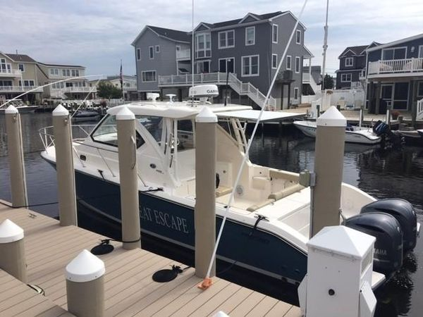 Used Pursuit OS 325 OffshoreOS 325 Offshore Sports Fishing Boat For Sale