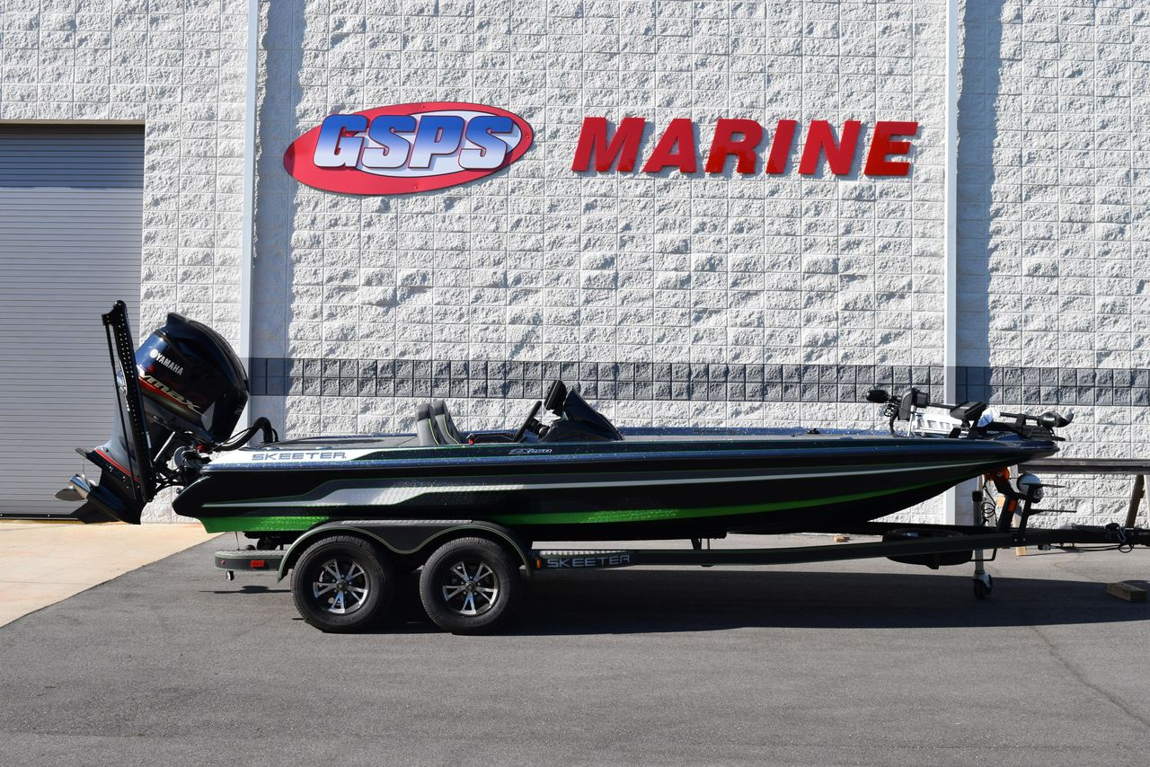 2019 Used Skeeter ZX250ZX250 Center Console Fishing Boat For