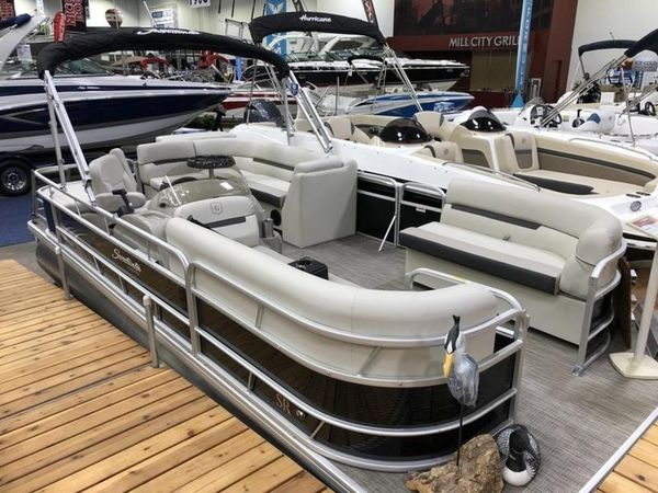 New Godfrey SW 200 C SunriseSW 200 C Sunrise Pontoon Boat For Sale