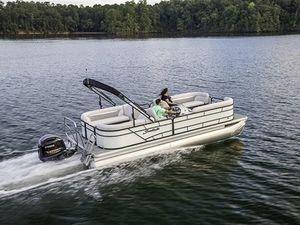 New Godfrey SW 2486 SBSW 2486 SB Pontoon Boat For Sale