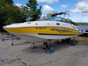 Used Monterey 243 Explorer243 Explorer Sports Fishing Boat For Sale