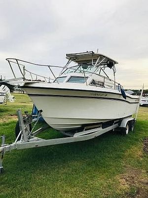Used Grady-White 242 Caribbean Walkaround Fishing Boat For Sale