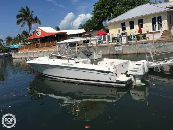 Used Contender 35 Walkaround Fishing Boat For Sale