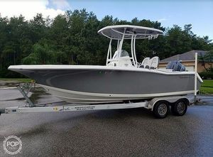 Used Tidewater 220 CC Center Console Fishing Boat For Sale