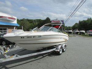 Used Sea Ray 190 SIGNATURE190 SIGNATURE Bowrider Boat For Sale