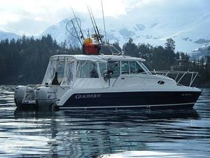 Used Glacier Bay 2690 Coastal Runner Power Catamaran Boat For Sale