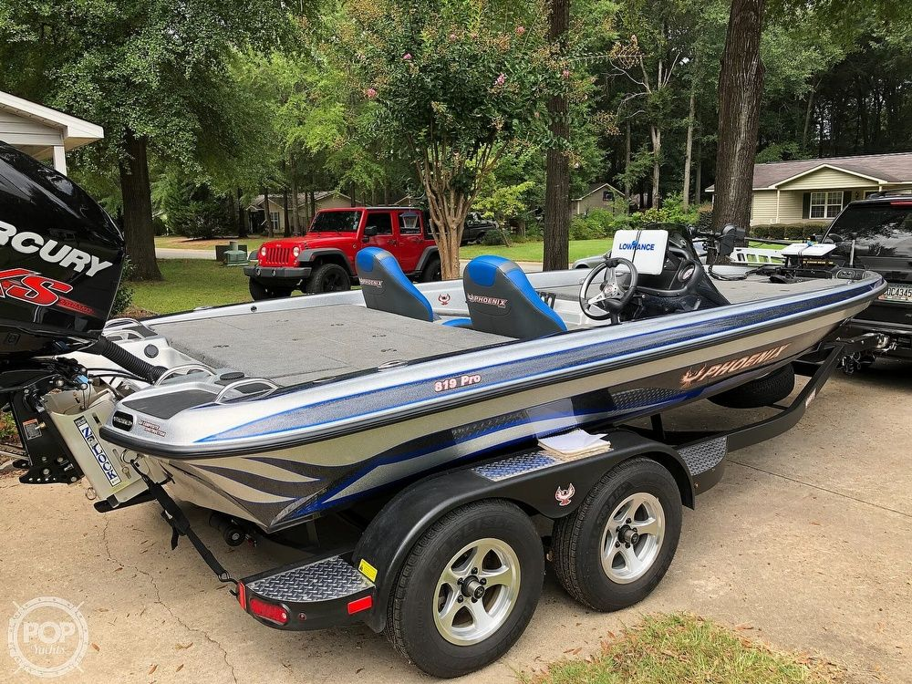 Phoenix Boats For Sale >> 2018 Used Phoenix 819 Pro Bass Boat For Sale 60 000