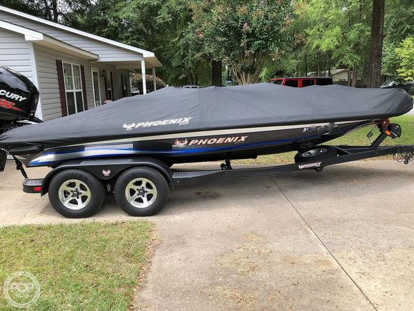 Used Phoenix 819 pro Bass Boat For Sale