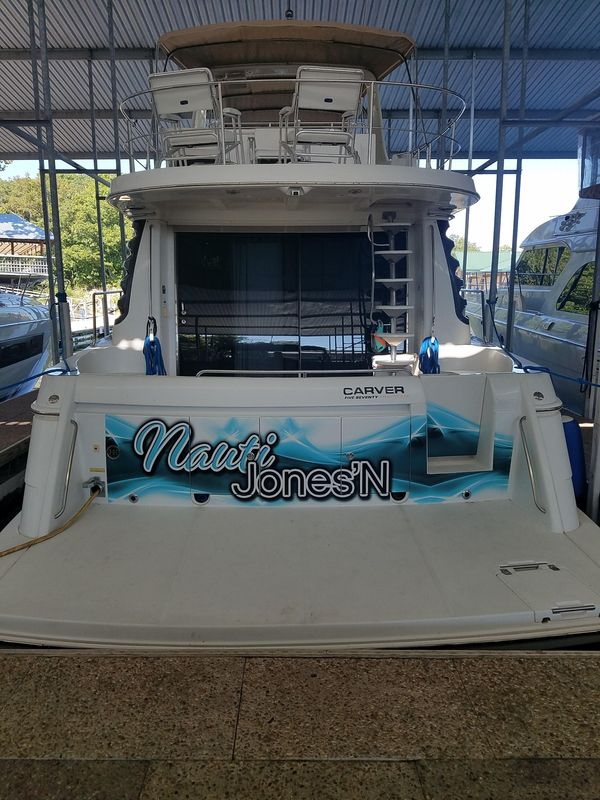 Used Carver 570 Voyager Pilothouse570 Voyager Pilothouse Motor Yacht For Sale