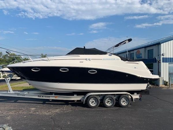 Used Rinker 260 Fiesta Vee260 Fiesta Vee Cruiser Boat For Sale