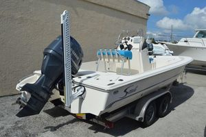 Used Scout 201 Bay201 Bay Center Console Fishing Boat For Sale