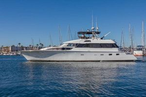 Used Cheoy Lee 83 Motoryacht Motor Yacht For Sale