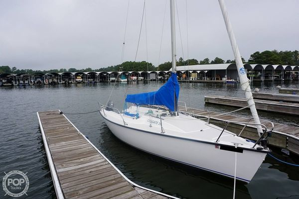 Used Precision Colgate 26 Sloop Sailboat For Sale
