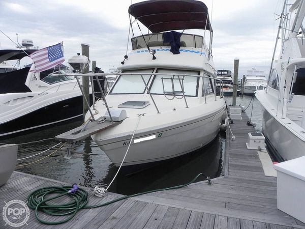 Used Chris-Craft 338 Commander Walkaround Fishing Boat For Sale