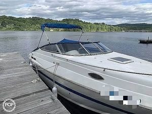 Used Mariah SC23 Walkaround Fishing Boat For Sale