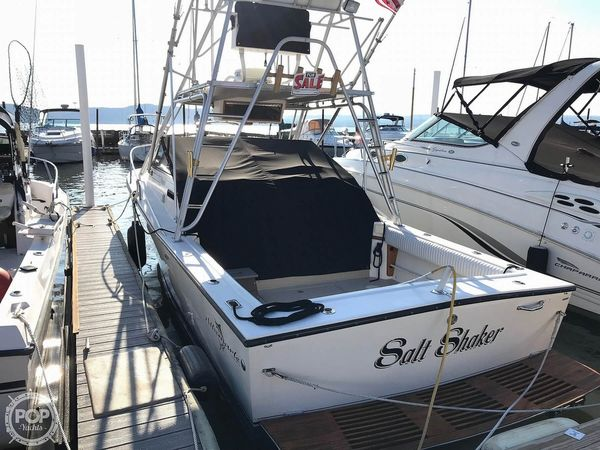 Used Albemarle 27 Open Express Sports Fishing Boat For Sale