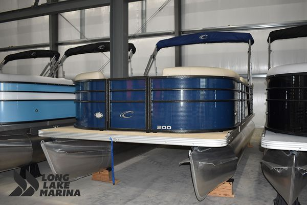 New Crest Classic LX 200 LClassic LX 200 L Pontoon Boat For Sale