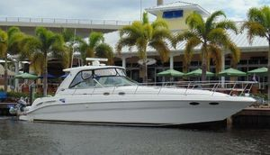 Used Sea Ray 410 Express Cruiser410 Express Cruiser Motor Yacht For Sale