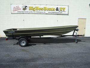 New Lowe 1852MT1852MT Jon Boat For Sale