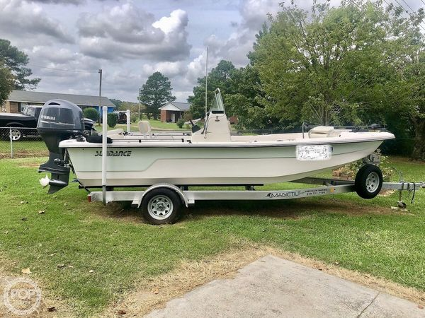 Used Sundance B20CCR Skiff Fishing Boat For Sale