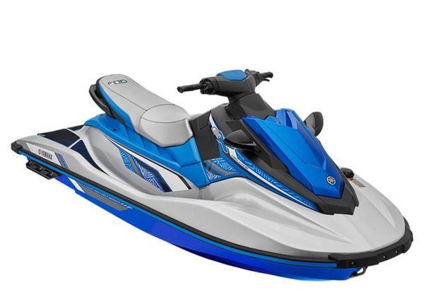 New Waverunner EX DELUXEEX DELUXE Personal Watercraft For Sale