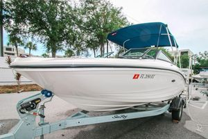 Used Sea Ray 190 SPX OB Sports Cruiser Boat For Sale