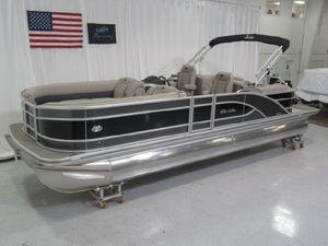 New Barletta L 25QCL 25QC Pontoon Boat For Sale