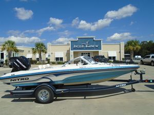 Used Nitro 189 Sport189 Sport Ski and Fish Boat For Sale