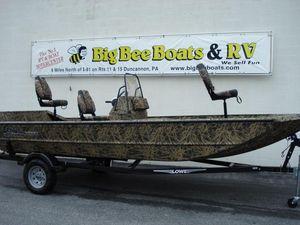 New Lowe RX 1860 TNRX 1860 TN Aluminum Fishing Boat For Sale