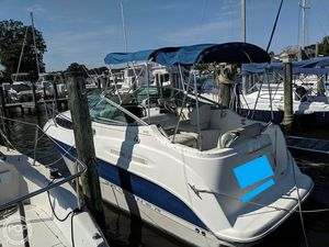 Used Bayliner Ciera 245 Walkaround Fishing Boat For Sale