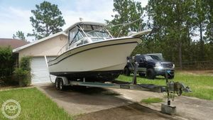Used Grady-White Sail Fish 25 Walkaround Fishing Boat For Sale