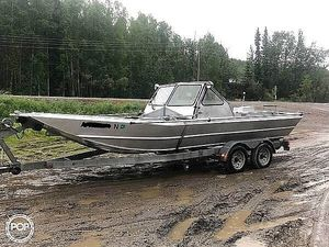 Used Wooldridge classic 21 Aluminum Fishing Boat For Sale