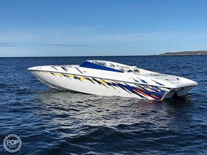 Used Sunsation 288 Intimidator High Performance Boat For Sale