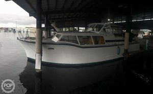 Used Monk Custom 40 Trawler Boat For Sale