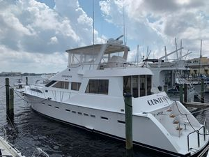 Used Cheoy Lee 73 Fast MY73 Fast MY Motor Yacht For Sale