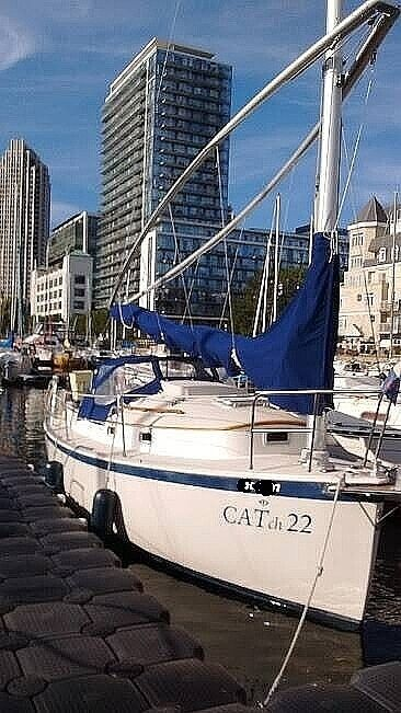 Used Nonsuch 22 Racer and Cruiser Sailboat For Sale