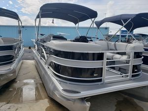 Used Sylvan 8522 LZ8522 LZ Pontoon Boat For Sale