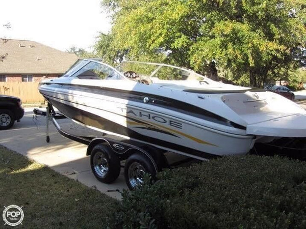 Used Tahoe 21 Q7 Series Bowrider Boat For Sale