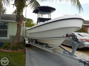 Used Angler 22 Panga Center Console Fishing Boat For Sale