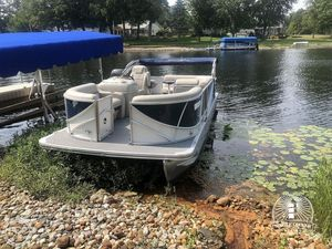 Used South Bay 521CR Pontoon Boat For Sale