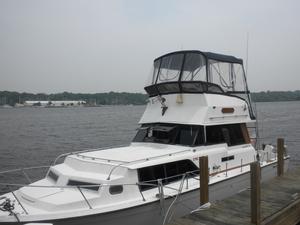 Used Allmand 34 Sedan Flybridge Boat For Sale