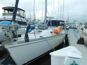 Used Catalina 400 MK II Racer Sailboat For Sale