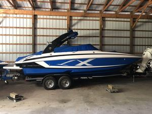 Used Regal 27 FasDeck RX27 FasDeck RX Deck Boat For Sale