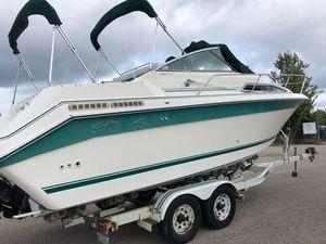 Used Sea Ray 260 Sundancer260 Sundancer Cuddy Cabin Boat For Sale
