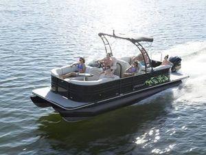 Used Starcraft SLS 5SLS 5 Pontoon Boat For Sale