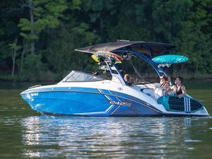 New Yamaha Boats 242X E-Series242X E-Series Ski and Wakeboard Boat For Sale